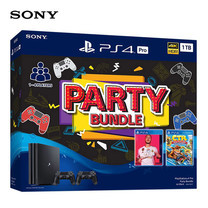 Sony PlayStation 4 Pro 1TB Party Bundle