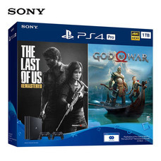 Sony PlayStation 4 Pro 1TB God of War & The Last of Us