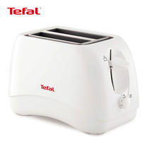 TEFAL เครื่องปิ้งขนมปัง 850 วัตต์ รุ่น TT1321TH - WHITE