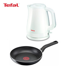 TEFAL HAPPY MEAL (KO1501 + SUPER COOK FP 20 CM)