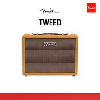 FENDER ลำโพง Monterey Tweed Bluetooth Speaker - Yellow Mustard