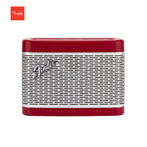 FENDER ลำโพง Bluetooth Streaming Speakers DAKOTA RED