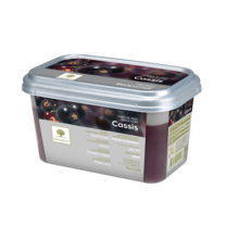 Ravifruit FZ Puree Blackcurrant 1kg.