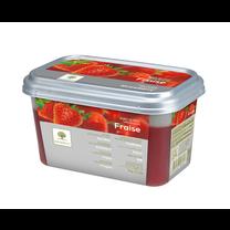Ravifruit FZ Puree Strawberry (sweetened 10%) 1kg.