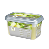 Ravifruit FZ Puree Apple Green 1 kg.