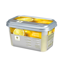Ravifruit FZ Puree Lemon 1kg. (Imported)