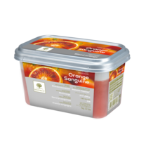 Ravifruit FZ Puree Blood Orange 1kg. (Imported)