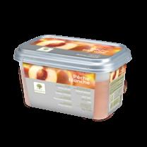 Ravifruit FZ Puree Peach white 1kg. (Imported)