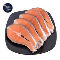 Salmon Steak 180 g. x 5 pieces