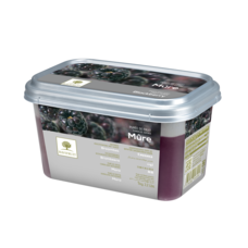 Ravifruit FZ Puree Black berry 1kg.