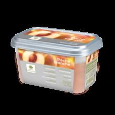 Ravifruit FZ Puree Peach white 1kg.