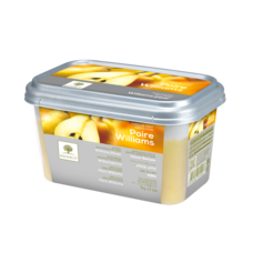 Ravifruit FZ Puree Pear William 1kg. (Imported)
