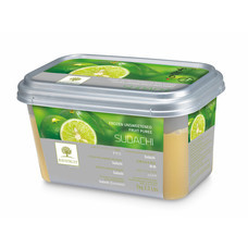 Ravifruit FZ Puree Sudachi 1kg.