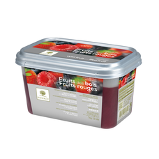 Ravifruit FZ Puree Fruit of the forest & Red fruit 1kg. (Imported)