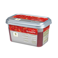 Ravifruit FZ Puree Redcurrant 1kg.