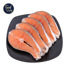 Salmon Steak 200 g. x 5 pieces