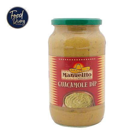 Guacamole Dip 1 kg. Manuelito