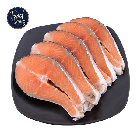 Salmon Steak 150 g. x 5 pieces