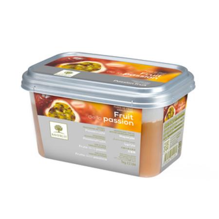 Ravifruit FZ Puree Passion fruit 1kg. (Imported)