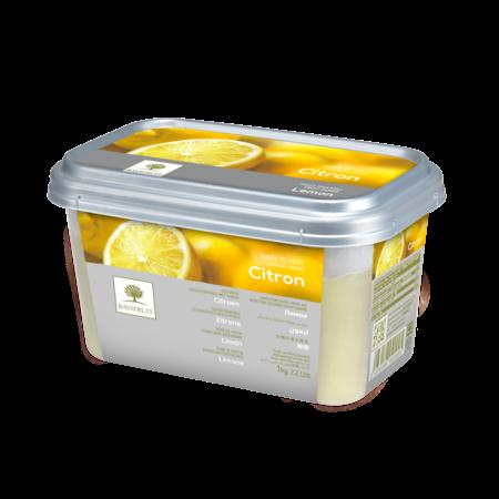 Ravifruit FZ Puree Lemon 1kg. (Imported)
