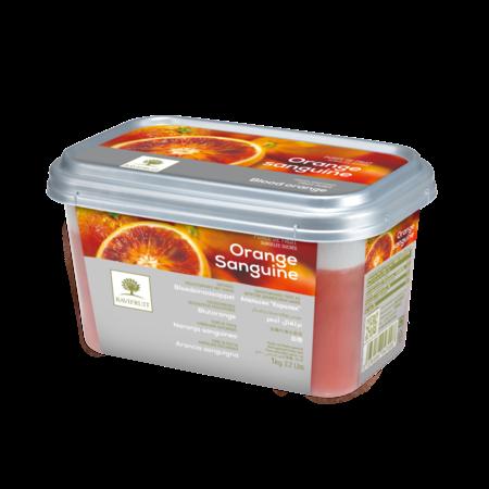 Ravifruit FZ Puree Blood Orange 1kg. (Imported)