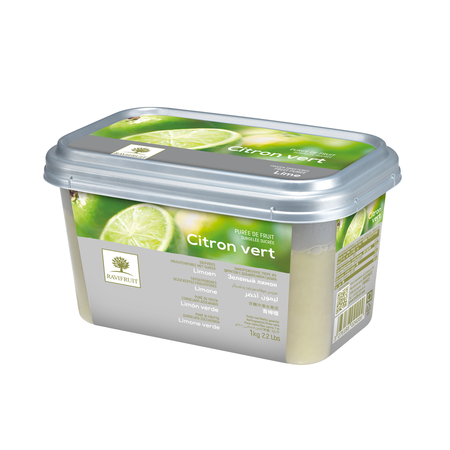 Ravifruit FZ Puree Lime 1kg. (Imported)