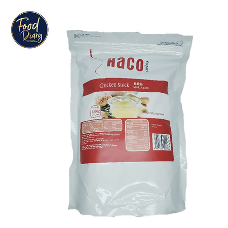 Haco Chicken Stock 1200 g.
