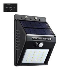 ALUMIXS ไฟติดผนังโซล่าเซลล์ รุ่น 20 LED