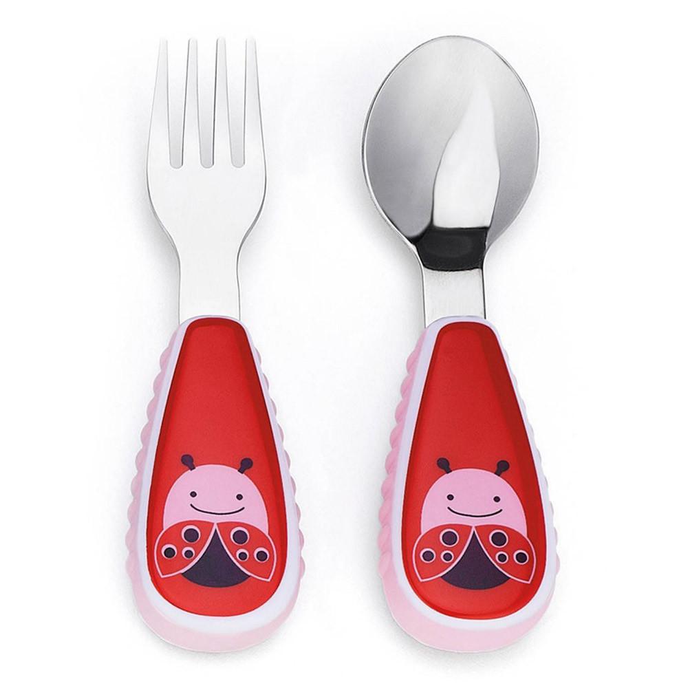 47-skip-hop---zoo-tensils-fork--spoon-la
