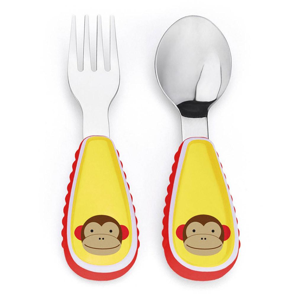 46-skip-hop---zoo-tensils-fork--spoon-mo