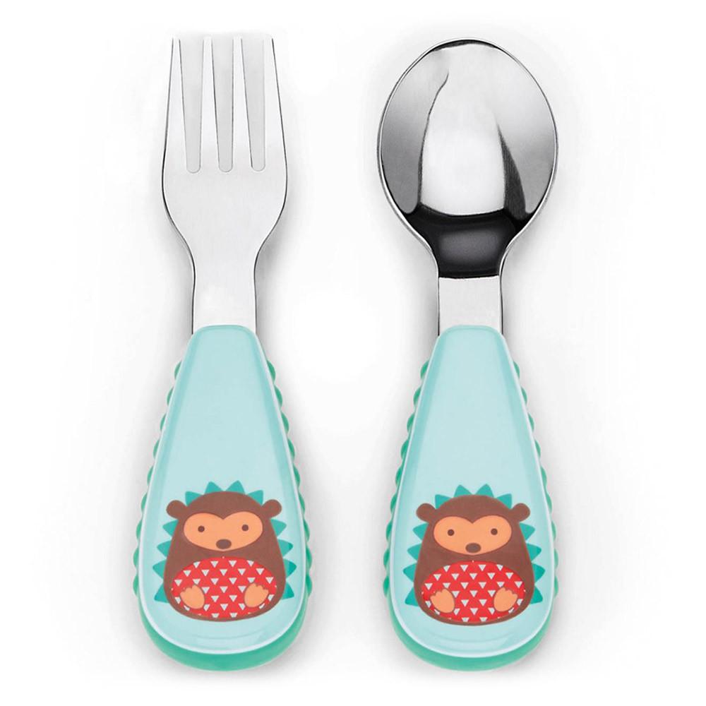 49-skip-hop---zoo-tensils-fork--spoon-he