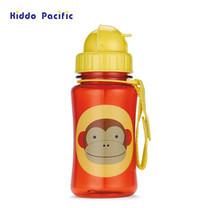 Skip hop กระติกน้ำ Zoo Straw Bottle Monkey Style