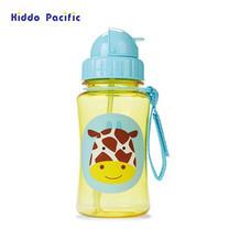 Skip hop กระติกน้ำ Zoo Straw Bottle Giraffe Style