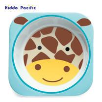 Skip Hop ชามดีไซน์น่ารัก Zoo Bowl Giraffe Style