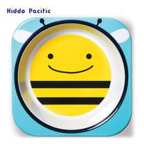 Skip Hop ชามดีไซน์น่ารัก Zoo Bowl Bee Style