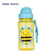 Skip hop กระติกน้ำ Zoo Straw Bottle Bee Style