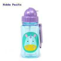 Skip hop กระติกน้ำ Zoo Straw Bottle Unicorn Style