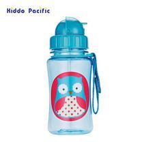 Skip hop กระติกน้ำ Zoo Straw Bottle Owl Style