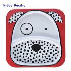 Skip Hop จานดีไซน์น่ารัก Zoo Divided Plate Dalmatian Style