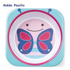 Skip Hop ชามดีไซน์น่ารัก Zoo Bowl Butterfly Style