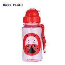 Skip hop กระติกน้ำ Zoo Straw Bottle Ladybug Style