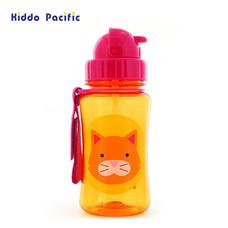 Skip hop กระติกน้ำ Zoo Straw Bottle Cat Style