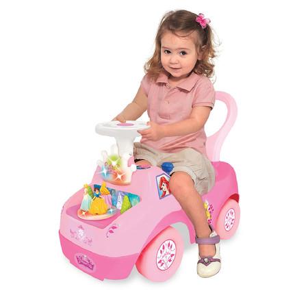 รถขาไถ Light&Sound Princess Activitiy Ride On