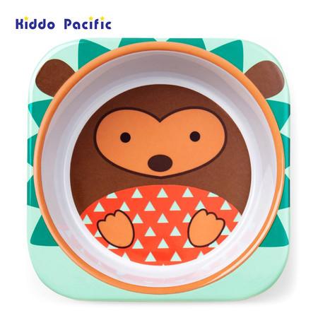 Skip Hop ชามดีไซน์น่ารัก Zoo Bowl Hedgehog Style