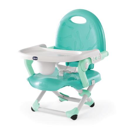 Chicco เก้าอี้ทานข้าวสำหรับเด็ก Pocket Snack Booster Seat –Modmint