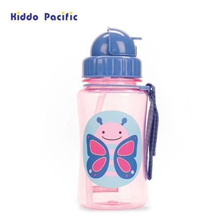 Skip hop กระติกน้ำ Zoo Straw Bottle Butterfly Style