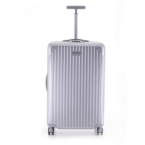 PEGASUS กระเป๋าเดินทางล้อลาก รุ่น EXMOOR 28 นิ้ว สีเงิน