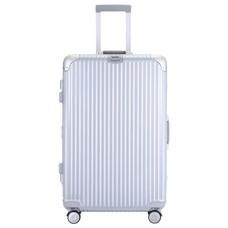 PEGASUS กระเป๋าเดินทางล้อลาก รุ่น ROMANO ขนาด  29 นิ้ว สีเงิน