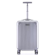 PEGASUS กระเป๋าเดินทางล้อลาก รุ่น EXMOOR 20 นิ้ว สีเงิน