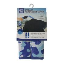 ปลอกมือจับสำหรับรถเข็นเด็ก Prince&Princess Stroller Handle Cover - 474 (Blue Camo)